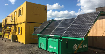 The Benefits of Solar-Powered Construction Equipment